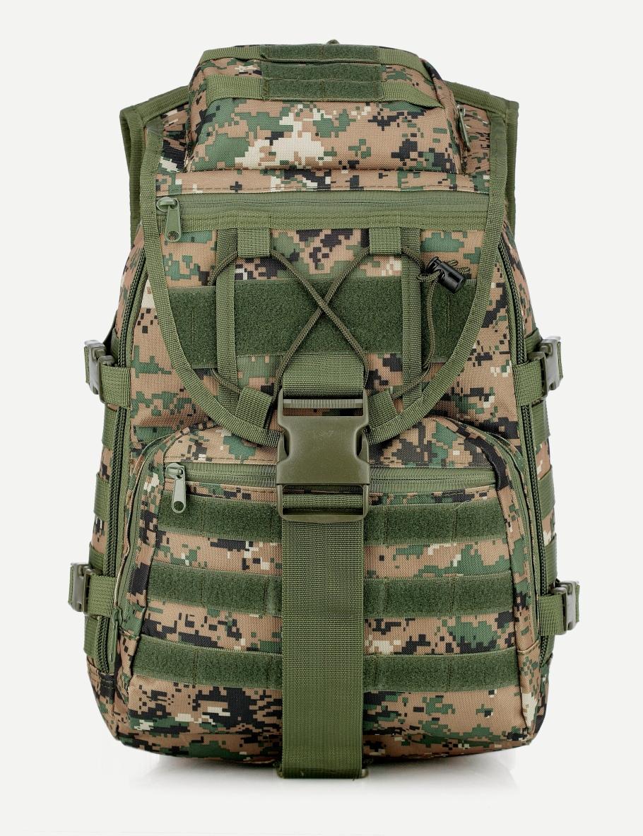 Камуфляжный тактический рюкзак с отделением под ноутбук недорого