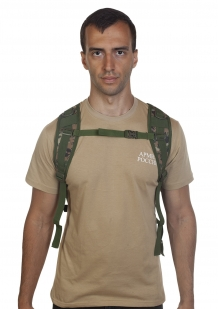 Камуфляжный тактический рюкзак Digital Woodland с доставкой