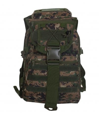 Камуфляжный тактический рюкзак Digital Woodland
