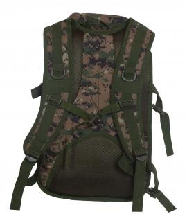 Камуфляжный тактический рюкзак Digital Woodland оптом и в розницу