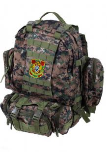 Камуфляжный тактический рюкзак US Assault с нашивкой Погранслужбы - купить в розницу
