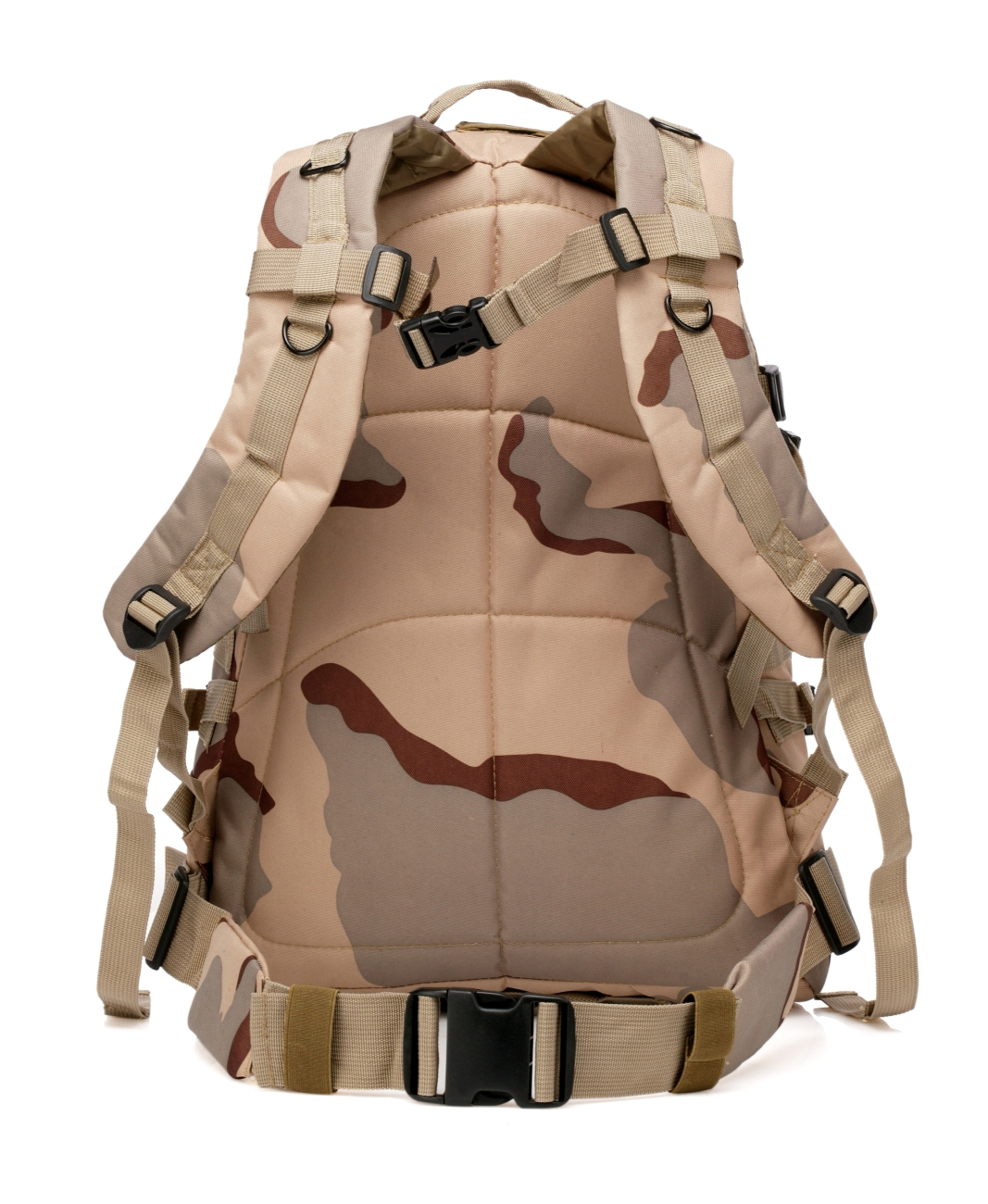 Камуфляжный тактический штурмовой рюкзак с доставкой по России
