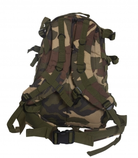 Камуфляжный рюкзак расцветки Woodland - по лучшей цене