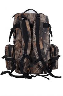 Камуфляжный удобный милитари-рюкзак с нашивкой Полиция России - купить с доставкой