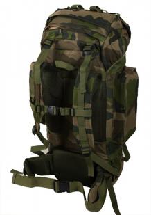 Камуфляжный военный рюкзак с нашивкой Погранслужбы - купить в подарок