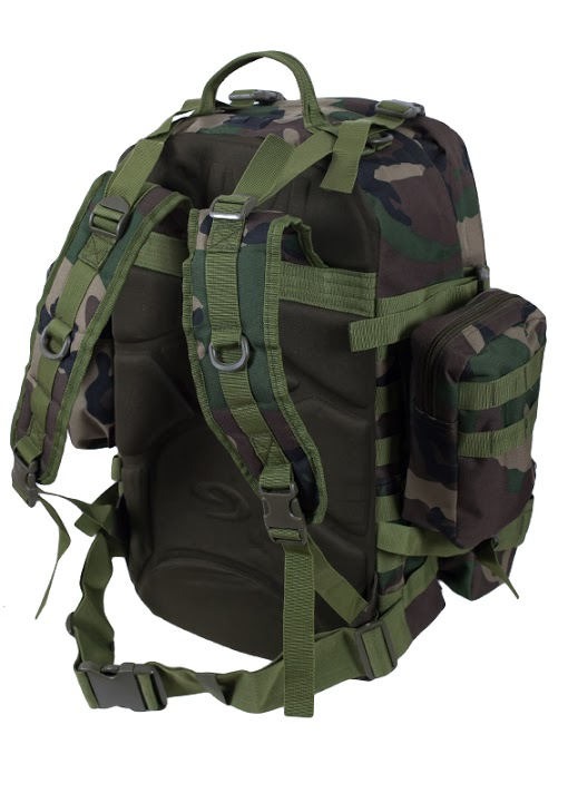 Камуфляжный военный рюкзак US Assault ВМФ - заказать выгодно
