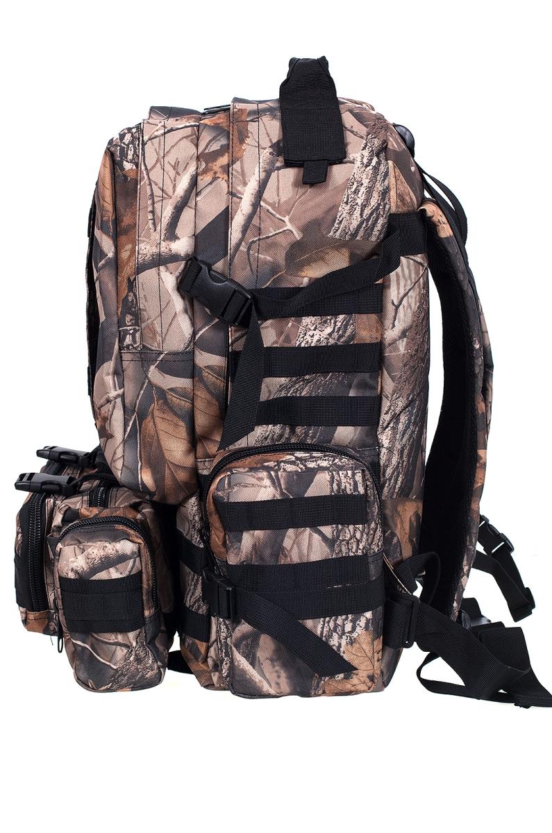 Камуфляжный зачетный милитари-рюкзак с нашивкой Танковые Войска - купить оптом