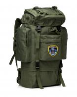 Максимальный загруз! Военный каркасный рюкзак Спецназа ГРУ