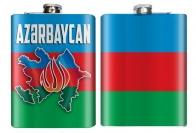 Карманная фляжка Азербайджан