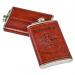 Эргономичная карманная фляжка Погранвойска - купить онлайн
