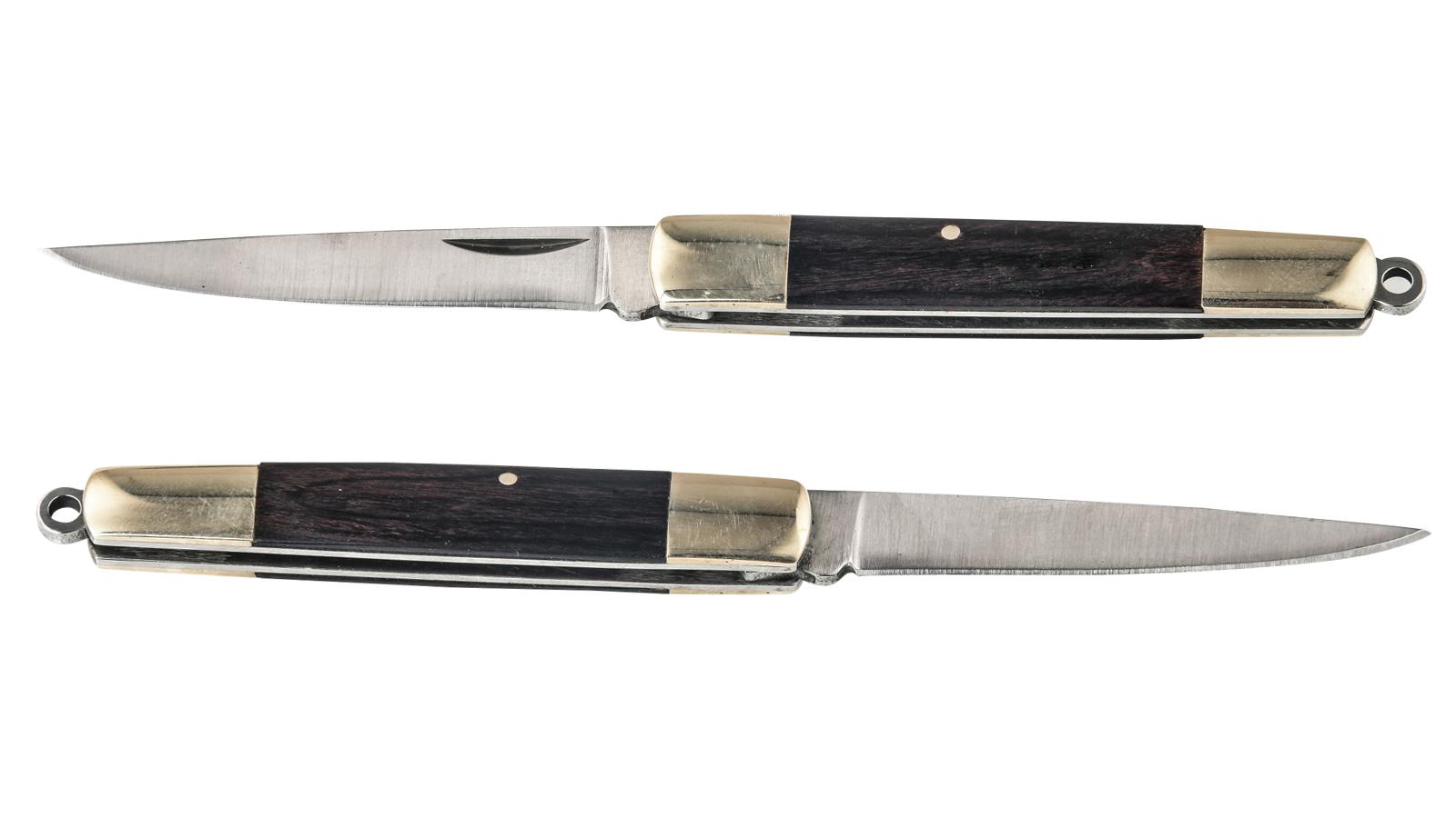 Карманный складной нож