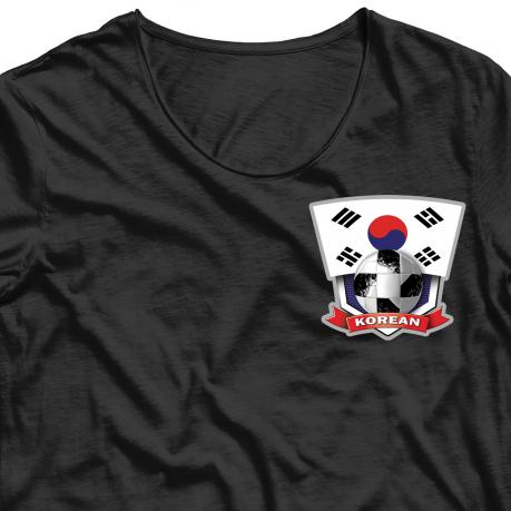 Картинка-термотрансфер Южная Корея