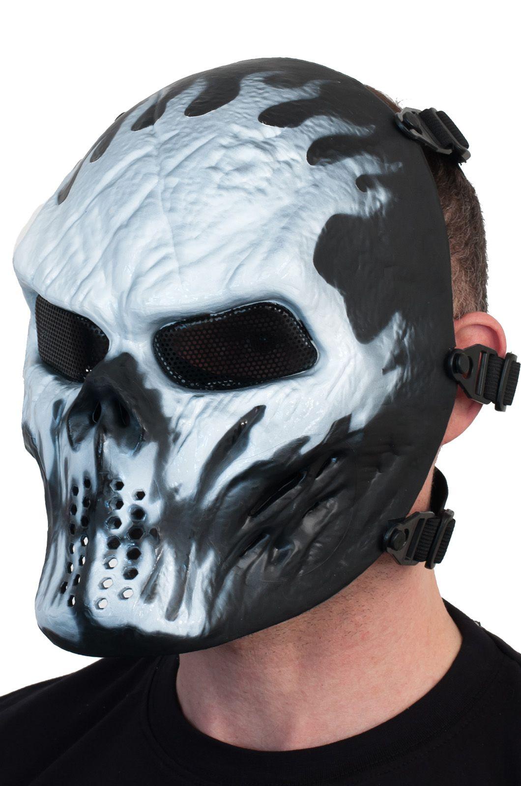 Кастомная маска для страйкбола по выгодной цене
