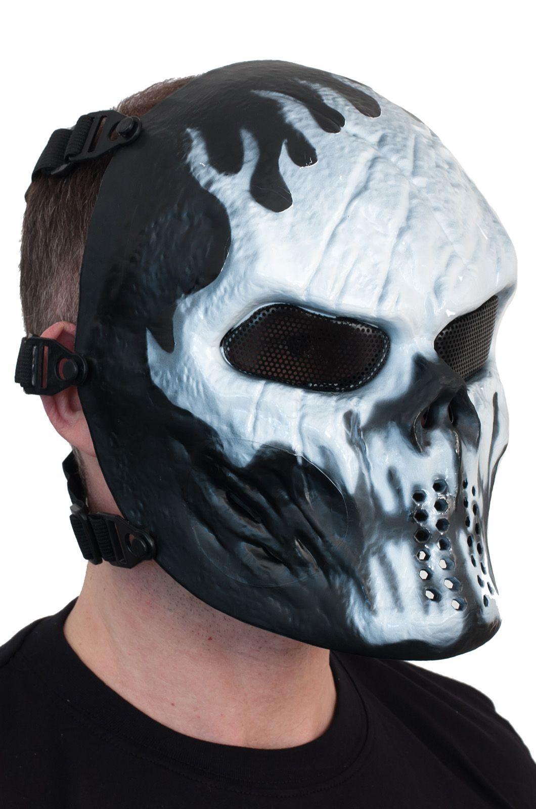 Кастомная маска для страйкбола высокого качества