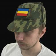 Казачья кепка с вышивкой Всевеликого Войска Донского.