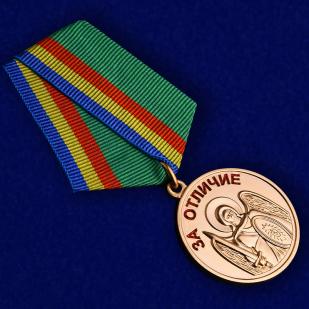 Казачья медаль За отличие Архангела Михаила - общий вид