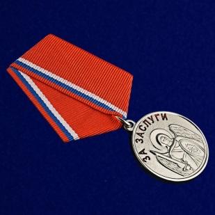 Медаль За заслуги перед казачеством - общий вид