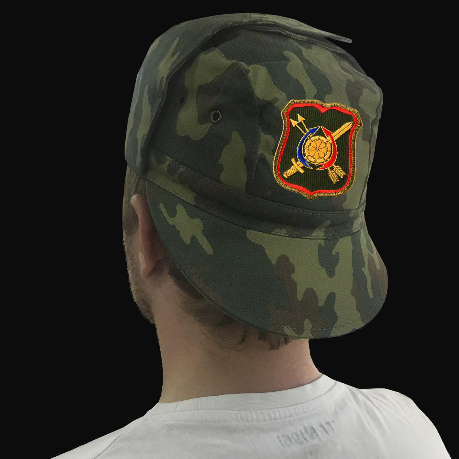 Продажа кепок и бейсболок с вышитой символикой РВСН