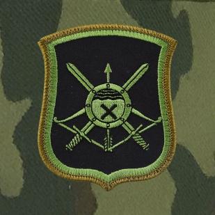Уставная кепка-камуфляж 13-ой ракетной дивизии РВСН.