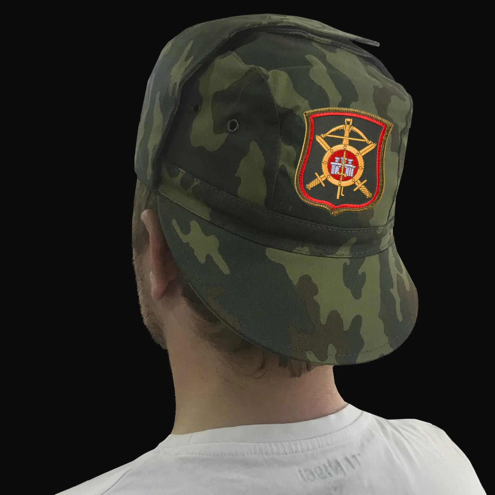 Бейсболки и кепки с вышитыми эмблемами Ракетных войск