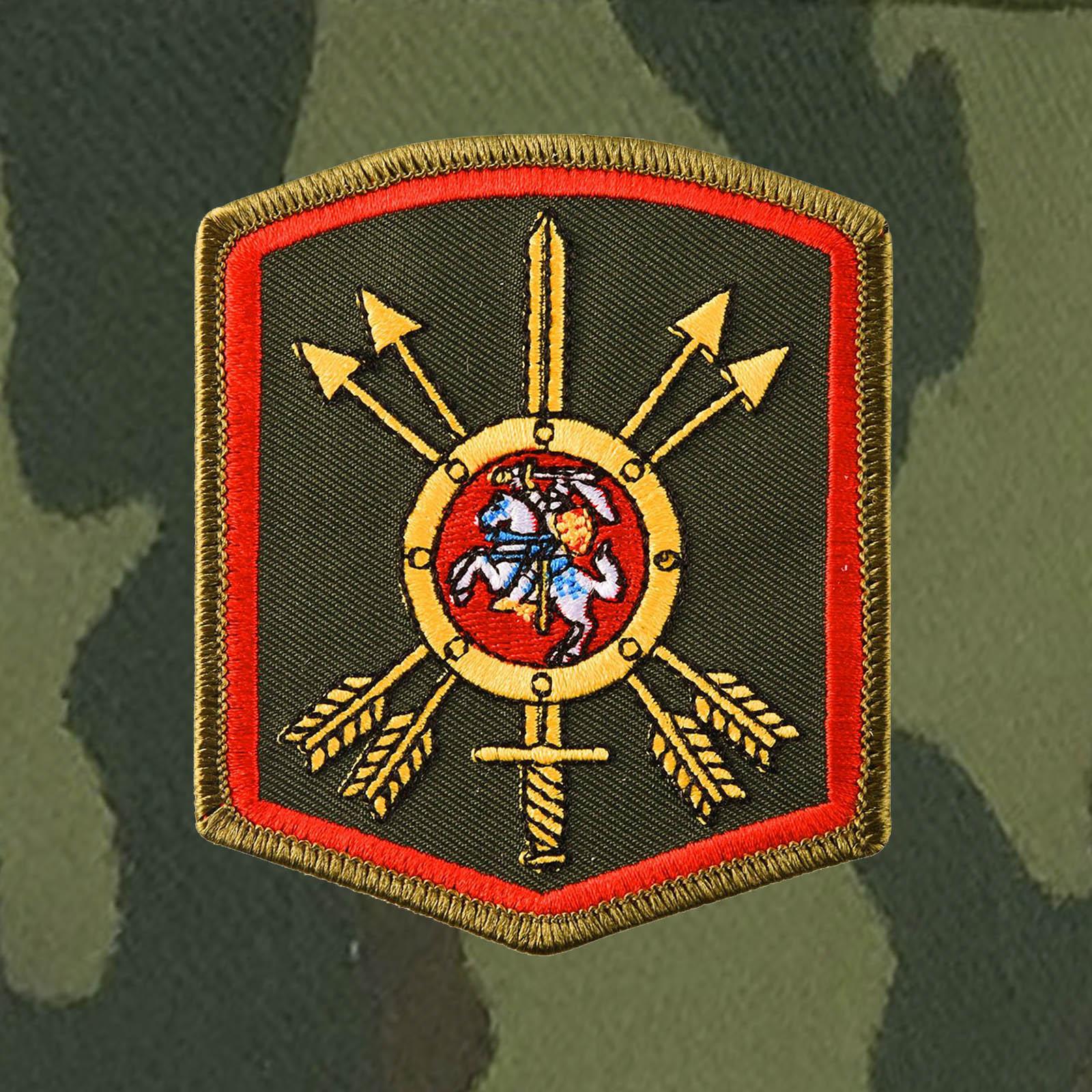 Уставная кепка 27-ой ракетной дивизии РВСН.