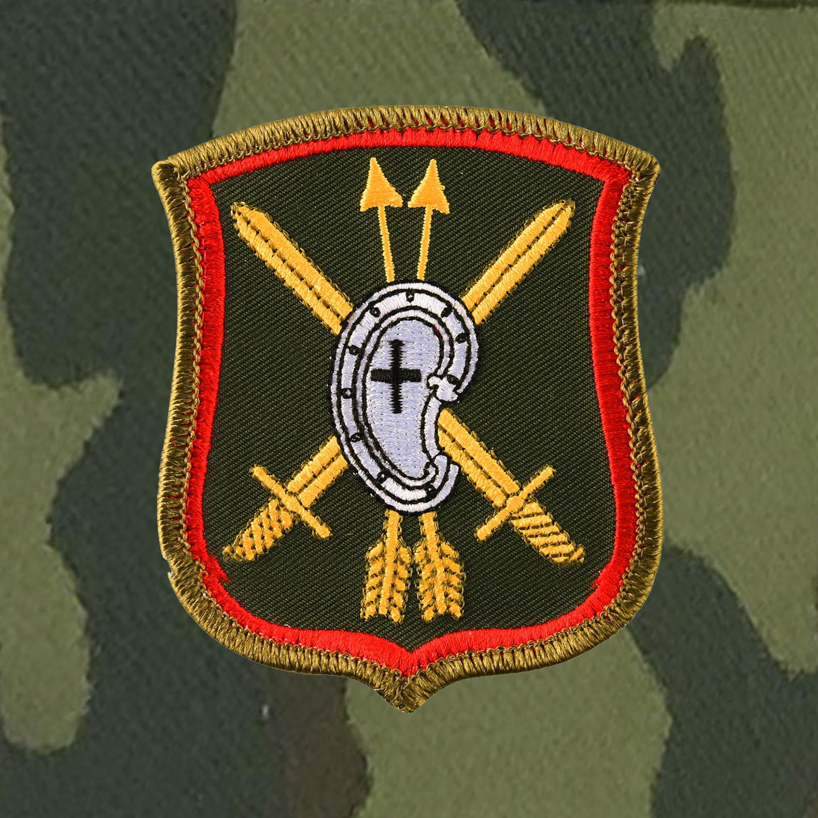 Военная кепка 28-ой ракетной дивизии РВСН.