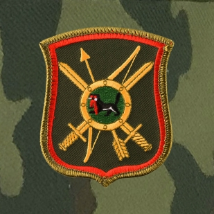 Вышитая кепка 29-ой ракетной дивизии РВСН.