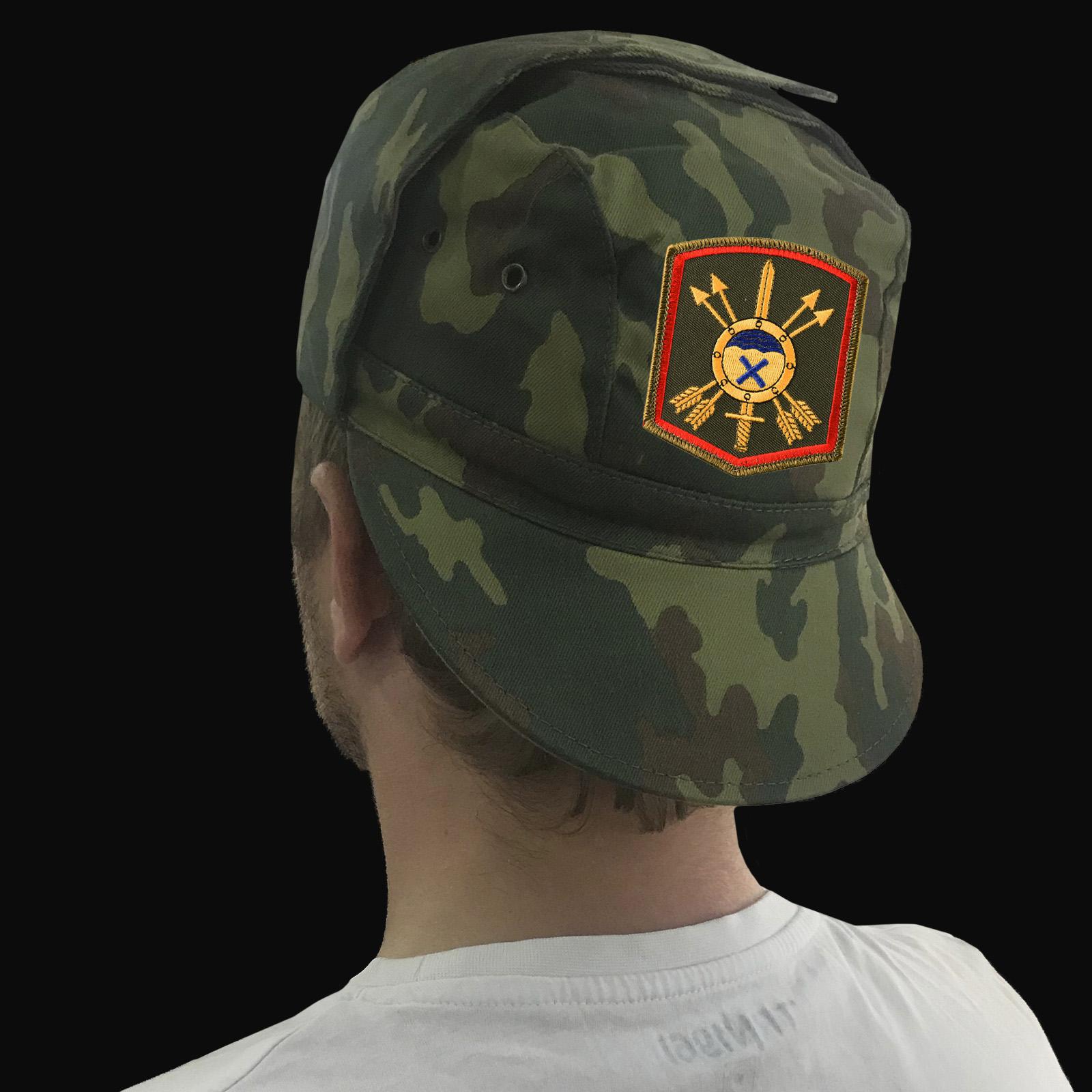Продажа кепок с вышитой символикой РВСН