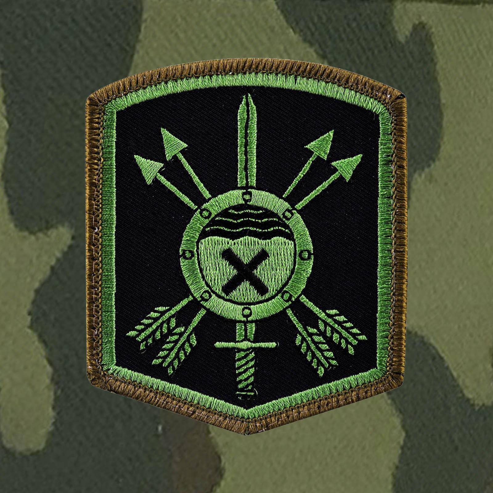 Военная кепка с шевроном 31-ой ракетной армии РВСН.