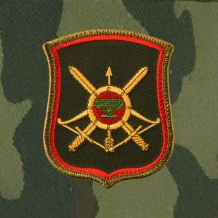Кепка милитари с эмблемой 35-ой ракетной дивизии РВСН.