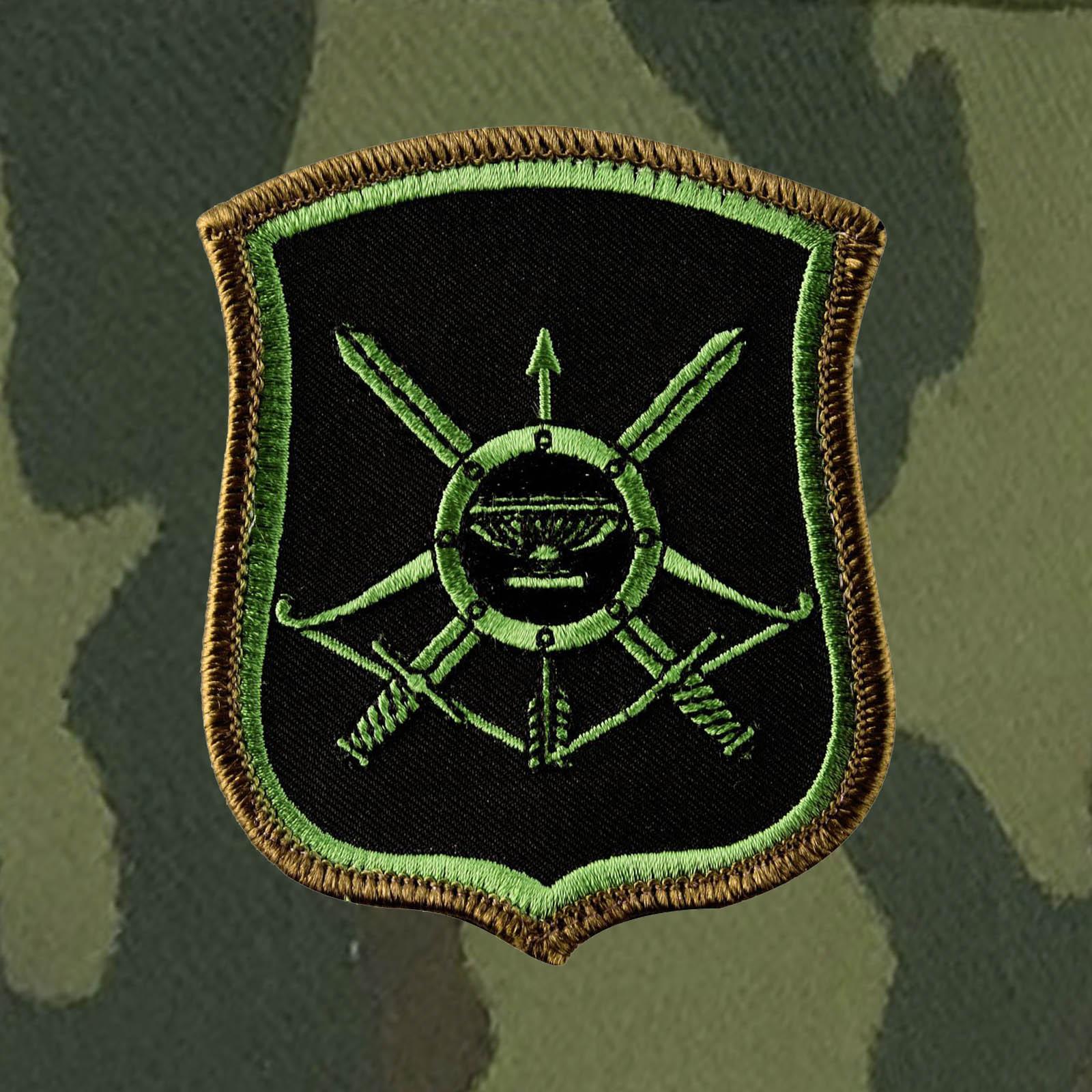 Кепка-камуфляж для бойцов 35-ой ракетной дивизии РВСН.