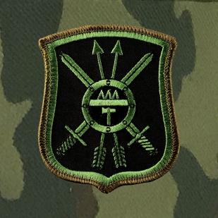 Тактическая кепка с шевроном 42-ой ракетной дивизии РВСН.