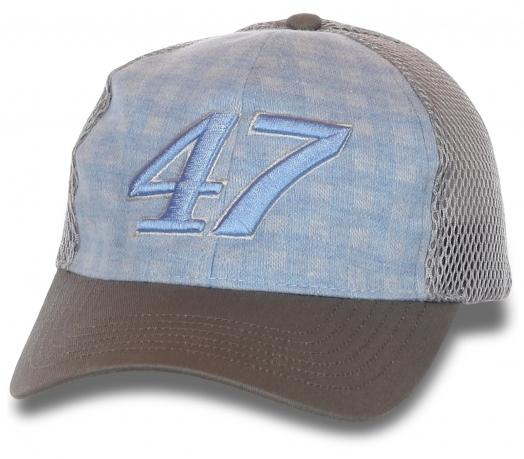Кепка 47 с сеткой