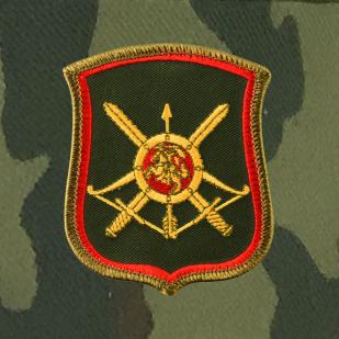 Кепка уставная с шевроном 54-ой ракетной дивизии РВСН.