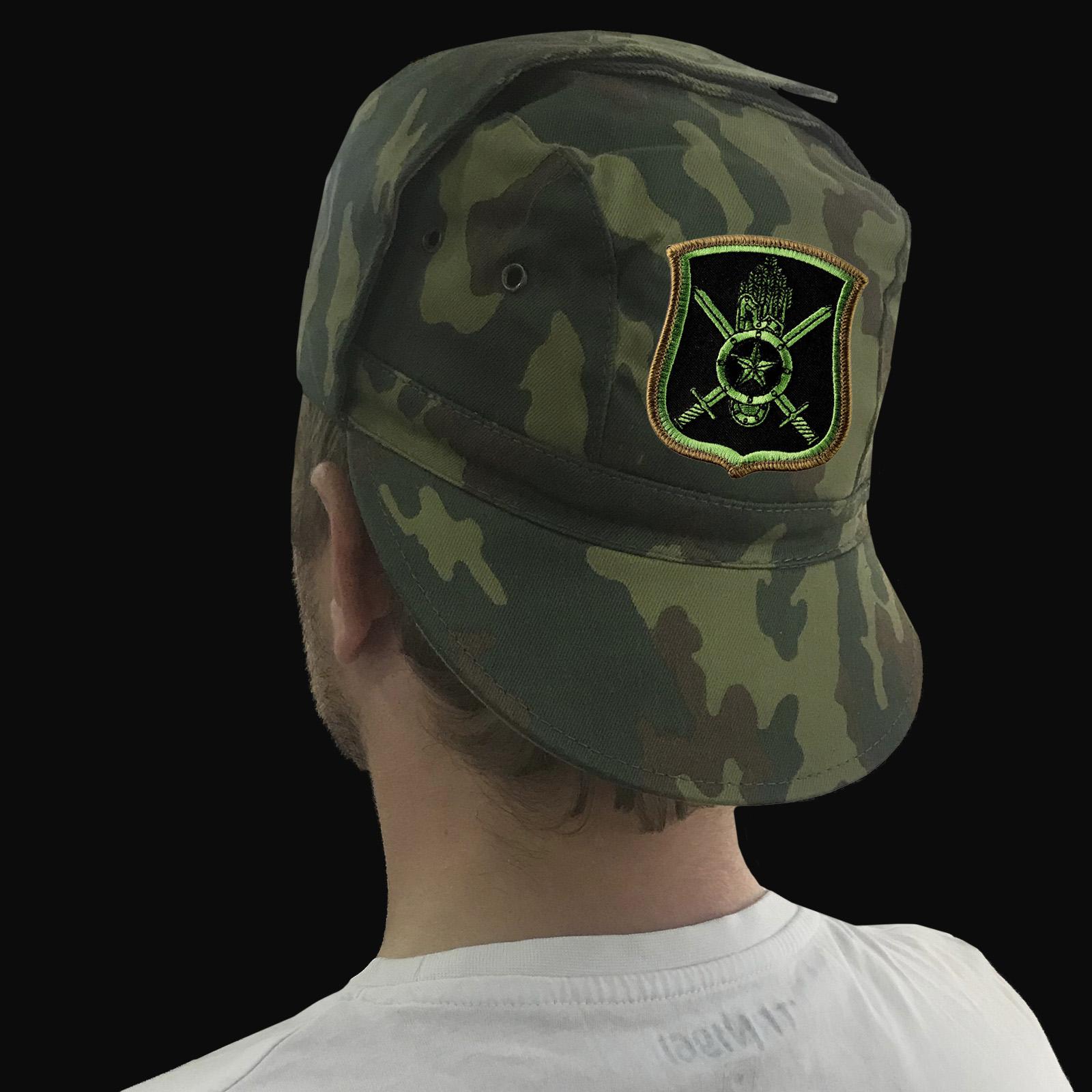 Бейсболки и кепки с символикой Ракетных войск стратегического назначения