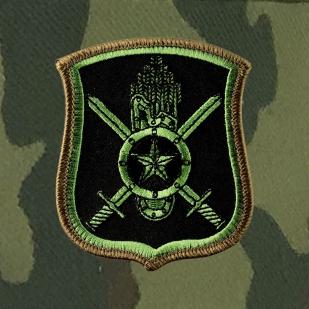 Кепка с шевроном 60-ой Таманской ракетной дивизии РВСН.