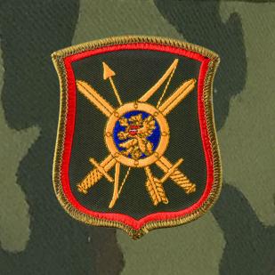 Кепка мужская с вышивкой 7-ой ракетной дивизии РВСН.