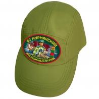 Кепка 82 Мурманский пограничный отряд