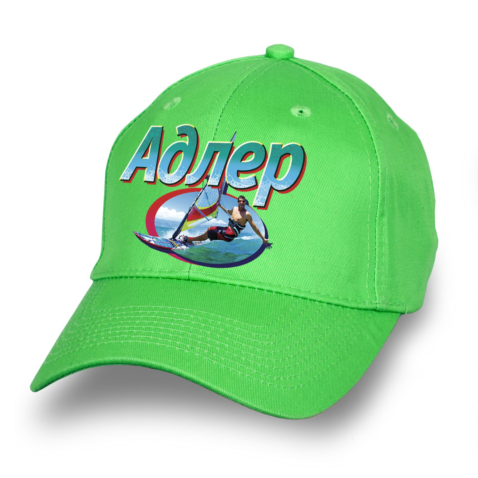 """Кепка """"Адлер - море впечатлений"""" - заказать с доставкой"""