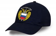 Мощная темно-синяя кепка-бейсболка ФСО России.