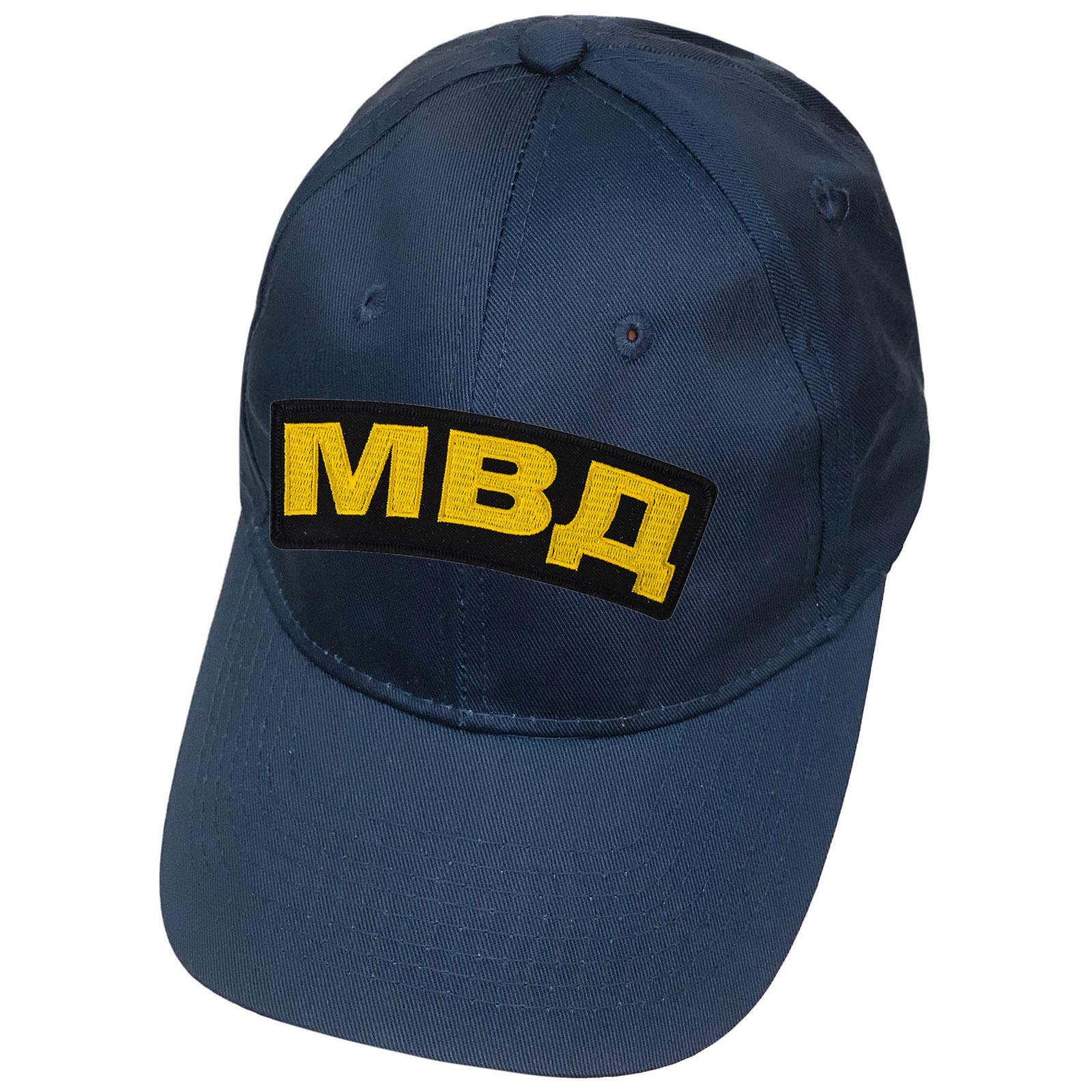 Кепка-бейсболка МВД