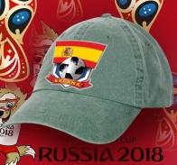 Кепка болельщика испанской сборной
