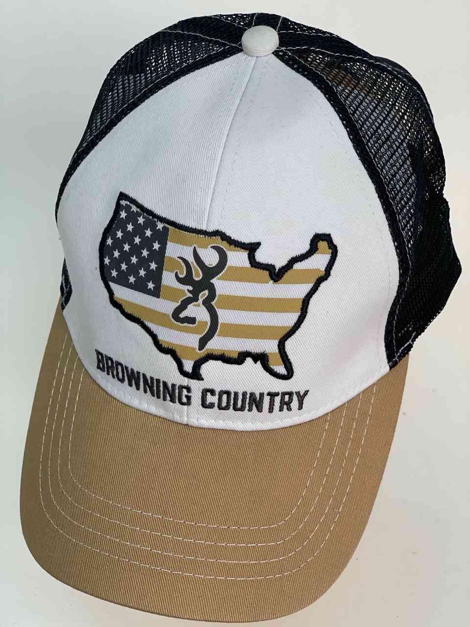 Кепка Browning Country с американским флагом