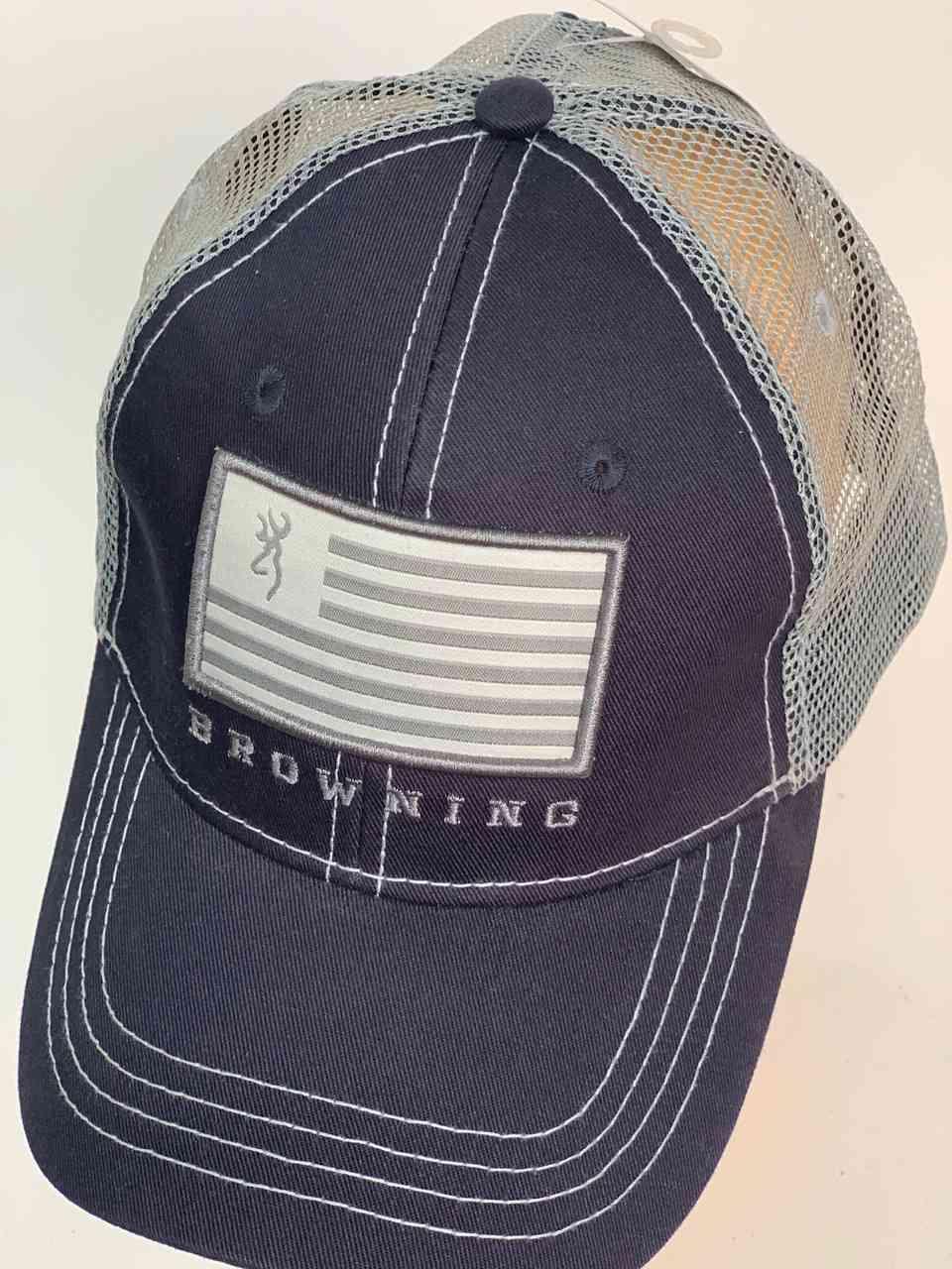 Кепка BROWNING с эмблемой на американском флаге