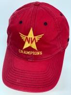 Кепка Champions цвета бордо