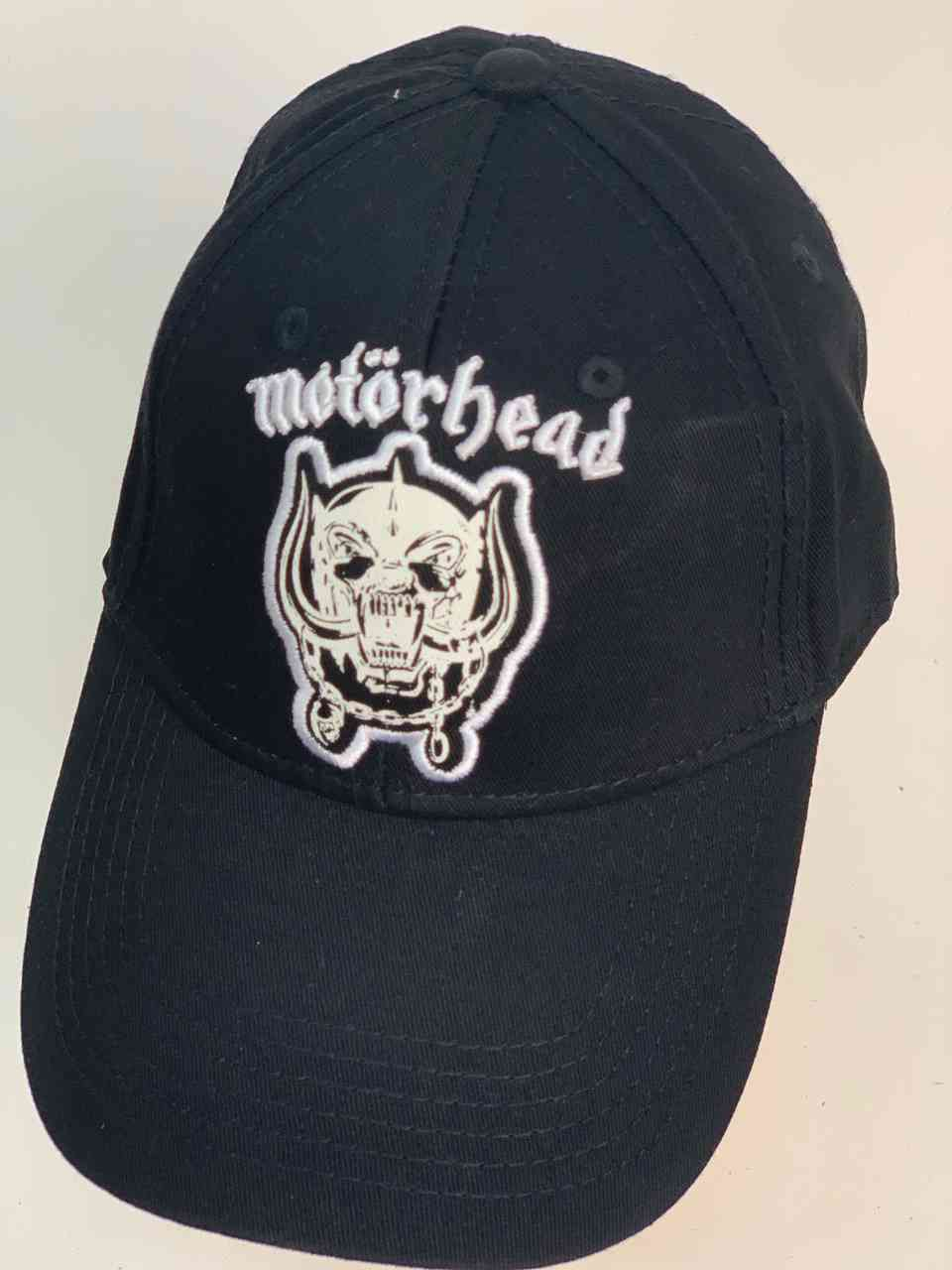 Кепка для любителей тяжёлого рока Motorhead