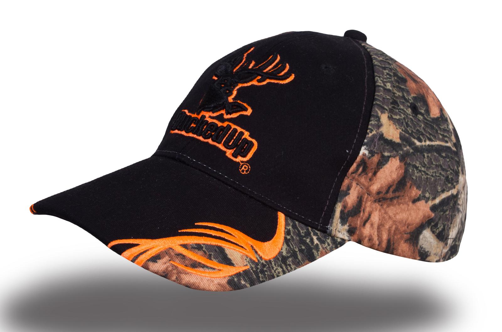 Кепка для охотника с 3D-вышивкой - купить в интернет-магазине с доставкой