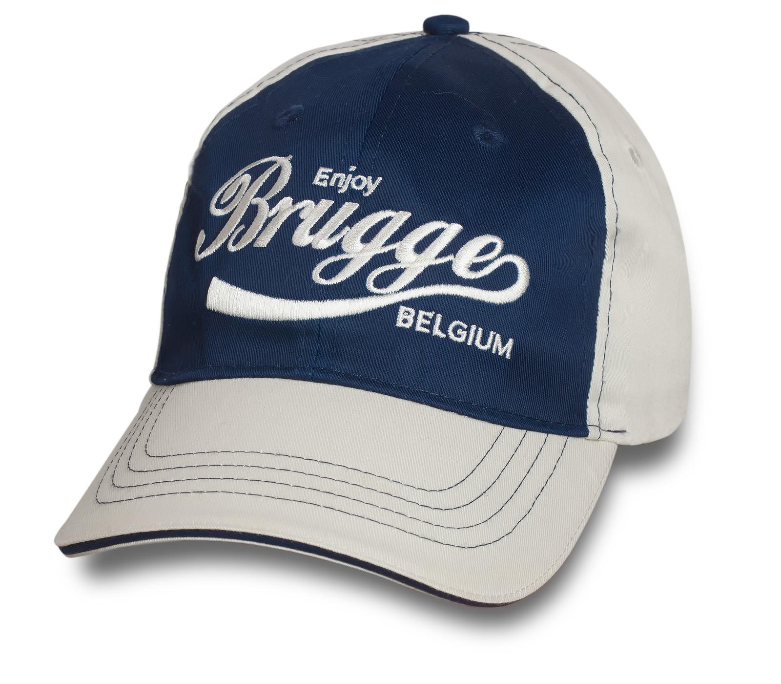 Кепка для путешествий BRUGGE