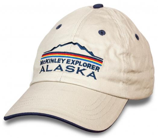 Кепка для путешествий от Mc KINLEY EXPLORER ALASKA.