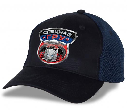 Кепка для спецназовца ГРУ с одноименной надписью. Стильный головной убор отличного качества. Выбирайте лучшее!